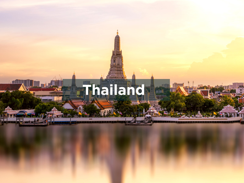 Thailand Study Consultants in New Delhi